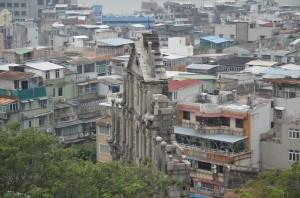 Fachada de São Paulo